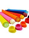 Silikon Eis Pop Schimmel Popsicle Maker gefrorenen Fach diy Eis Werkzeuge Gelee Lolly Schimmel