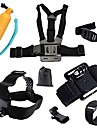Sports Action Camera / Chest Harness / Front Mounting Multi-function / Foldable / Adjustable For Action Camera Gopro 6 / All Gopro /