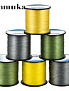 Anmuka PE Wire 500M  4 Strands Braided Fishing Line Multifilament Line For Sea Fishing Japan 8 10 20 30 40 60 80 LB