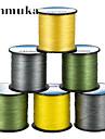 500M / 550 야드 PE 꼰 선 / Dyneema 낚시줄 블랙 오렌지 핑크 레드 블루 옐로 셰드 80LB 70LB 60LB 50LB 45LB 40LB 35LB 30LB 25LB 20LB 15LB 10LB 8 파운드 0.1-0.5 mm 용바다