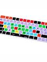 XSKN® Lightroom CC Shortcut Silicone Keyboard Skin for Magic Keyboard 2015 Version (US/EU Layout)