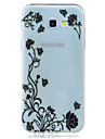 For Samsung Galaxy A7 A5 (2017) Case Cover Butterfly Love Flower Pattern HD Painted High Penetration TPU Material Soft Case Phone Case A3 (2017)