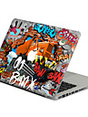 1개 스킨 스티커 용 스크래치 방지 카툰 패턴 PVC MacBook Pro 15\'\' with Retina MacBook Pro 15\'\' MacBook Pro 13\'\' with Retina MacBook Pro 13\'\' MacBook Air