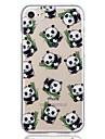 Custodia Per Apple iPhone 8 / iPhone 8 Plus Fantasia / disegno Per retro Panda Morbido TPU per iPhone 8 Plus / iPhone 8 / iPhone 7 Plus