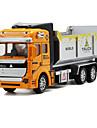شاحنة شاحنة قلابة لعبة الشاحنات ومركبات البناء لعبة سيارات 01:32 للأطفال للجنسين صبيان فتيات ألعاب هدية