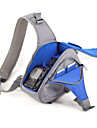 Waterproof Fashion Casual DSLR Bag One-Shoulder Black Grey Blue for Canon Nikon Sony Panasonic etc