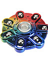 Fidget Spinner Hand Spinner Toys Tri-Spinner LED Spinner Metal Plastic EDCStress and Anxiety Relief Office Desk Toys for Killing Time
