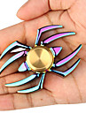NEW Fidget Spinner Spider Rainbow 360 Triangle Single Finger Anti-Anxiety 360 Spinner Helps Focusing Fidget Toys High Performance Fast Shipping