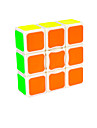 Rubik\'s Cube YONG JUN Smooth Speed Cube Magic Cube Educational Toy Stress Reliever Puzzle Cube Smooth Sticker Gift Unisex