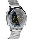 Montre Smart Watch E18 for iOS / Android Etanche / Calories brulees / Pedometres Moniteur d\'Activite / Chronometre / Fonction reveille