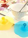 100% standard mat mjuk silikon vakuum Cup Övrigt Vatten Dryckes