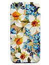 Назначение iPhone 8 iPhone 8 Plus Чехлы панели С узором Задняя крышка Кейс для Цветы Твердый PC для Apple iPhone 8 Plus iPhone 8 iPhone 7