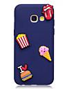Custodia Per Samsung Galaxy A5(2017) / A3(2017) Fantasia / disegno / Fai da te Per retro Alimenti Morbido TPU per A3 (2017) / A5 (2017)