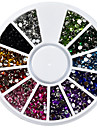 1 Crystal Novelty Jewelry Art Deco/Retro Rhinestones Nail Jewelry Glitter & Poudre DIY Supplies 3-D Girls & Young Women Glitters