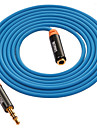 3.5mm Extension Cable, 3.5mm to 3.5mm Extension Cable Male - Female Gold-plated copper 3.0m(10Ft)