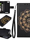Case for Wiko Lenny 3 Case Cover The Mandala Pattern PU Leather Cases