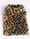 Dog Sweater Dog Clothes Casual/Daily Leopard Leopard