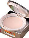 3, the 1st is pink , the 2nd is white , the third is wet powder cake Pressed Powder Dry Wet Classic High Quality Daily