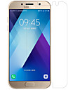 Protecteur d\'ecran Samsung Galaxy pour A3 (2017) PET 1 piece Ecran de Protection Avant Anti-Traces de Doigts Anti-Rayures Mat Extra Fin