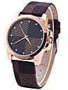 Жен. Наручные часы Уникальный творческий часы Повседневные часы Спортивные часы Модные часы Кварцевый Кожа Группа Роскошь Творчество На