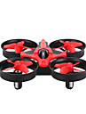 Drone GW010 4 canaux 6 Axes Eclairage LED Retour Automatique Mode Sans Tete Vol Rotatif De 360 Degres Quadri rotor RC