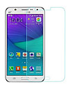 Vidro Temperado Protetor de Tela para Samsung Galaxy J5 Protetor de Tela Frontal Alta Definicao (HD) Dureza 9H Borda Arredondada 2.5D
