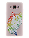 Case for Samsung Galaxy J7 2017 J5 2017 Cover Translucent Pattern Back Cover Case Wolf Soft TPU for J3 2017 J7 Prime J510 J310 J120 J5 Prime