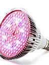 4000-5000lm E27 Ampoule en croissance 120 Perles LED SMD 5730 Blanc Chaud UV (Lumiere Noire) Bleu Rouge 85-265V
