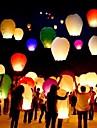 10PCS Chinese Wishing Lamp Kongming Latern Festival