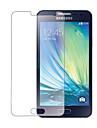 Screen Protector Samsung Galaxy for A5 Tempered Glass 1 pc Front Screen Protector 2.5D Curved edge 9H Hardness High Definition (HD)