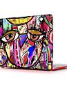 MacBook Кейс для MacBook Air, 13 дюймов MacBook Air, 11 дюймов MacBook Pro, 13 дюймов с дисплеем Retina Сова Термопластик материал