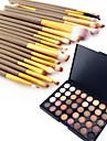 Paire de maquillage en mousse a sourcils 40 couleurs et ombre a paupieres