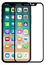 Protecteur d\'ecran Apple pour iPhone X Verre Trempe 1 piece Ecran de Protection Avant Anti-Traces de Doigts Anti-Rayures Coin Arrondi