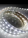 1m higt brilhantes Fita LED flexivel 5050 SMD tres cristal luzes barra de luz a prova de agua do jardim com plugue de energia da UE