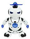 RC-робот Электроника Детские ABS пение Танцы Прогулки Дистанционное управление Многофункциональный