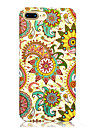 Para iPhone 7 iPhone 7 Plus Case Tampa Ultra-Fina Estampada Capa Traseira Capinha Mandala Flor Macia PUT para Apple iPhone 7 Plus iPhone