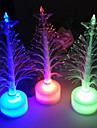 LED Battery Power lamp 7 Colour changing Night Light Desk Table Top Christmas Tree Decoration Festive Party