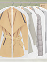 Textile / Plastic Oval Anti-Dust Home Organization, 9pcs Storage Units / Closet Organizers