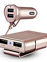 Chargeur pour auto Chargeur USB Universel Charge Rapide 4 Ports USB 4.8 A DC 12V-24V