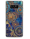 For Case Cover Pattern Back Cover Case Mandala Soft TPU for Samsung Galaxy Note 8 Note 5 Edge Note 5 Note 4 Note 3 Lite Note 3 Note 2