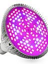 YWXLIGHT® 1pc 24W 2400-2500lm E27 Growing Light Bulb 120 LED Beads SMD 5730 Decorative Purple 85-265V