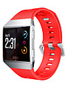 For Fitbit Ionic Sports TPU Silicone Replacement Wrist Strap for Fitbit Ionic Watchband