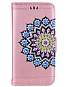 Case For Redmi Note 4 Card Holder Wallet with Stand Flip Pattern Embossed Full Body Cases Mandala Glitter Shine Hard PU Leather for