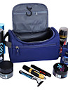 1шт водонепроницаемый мужчин висит косметика сумка нейлон путешествия организатор косметический мешок
