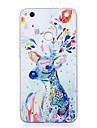 Coque Pour Huawei P8 Lite (2017) P10 Lite Motif Coque Arriere Animal Flexible TPU pour Huawei P10 Lite Huawei P10 Huawei P9 Huawei P9