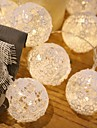 20 LED 3M Star Light Waterproof Plug Outdoor Holiday Decoration Light LED String Light