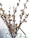 Artificial Flowers 1 Branch Modern Style Sakura Tabletop Flower