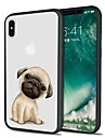 Coque Pour Apple iPhone X iPhone 8 Plus Motif Coque Chien Flexible TPU pour iPhone X iPhone 8 Plus iPhone 8 iPhone 7 Plus iPhone 7 iPhone