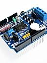 l298p 모터 차폐 스테핑 모터 드라이브 모듈 확장 보드