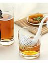 1pc Plastic Tea Strainer Creative Kitchen Gadget Creative , 6*3*13
